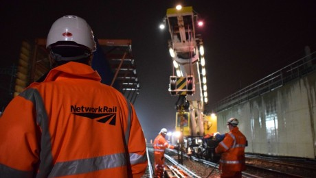 Good progress being made on Crossrail�s surface works
