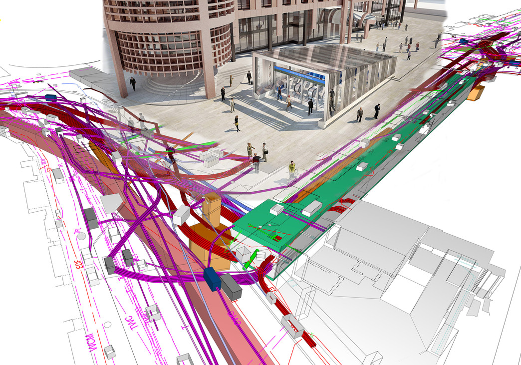 Building Information Modelling Crossrail