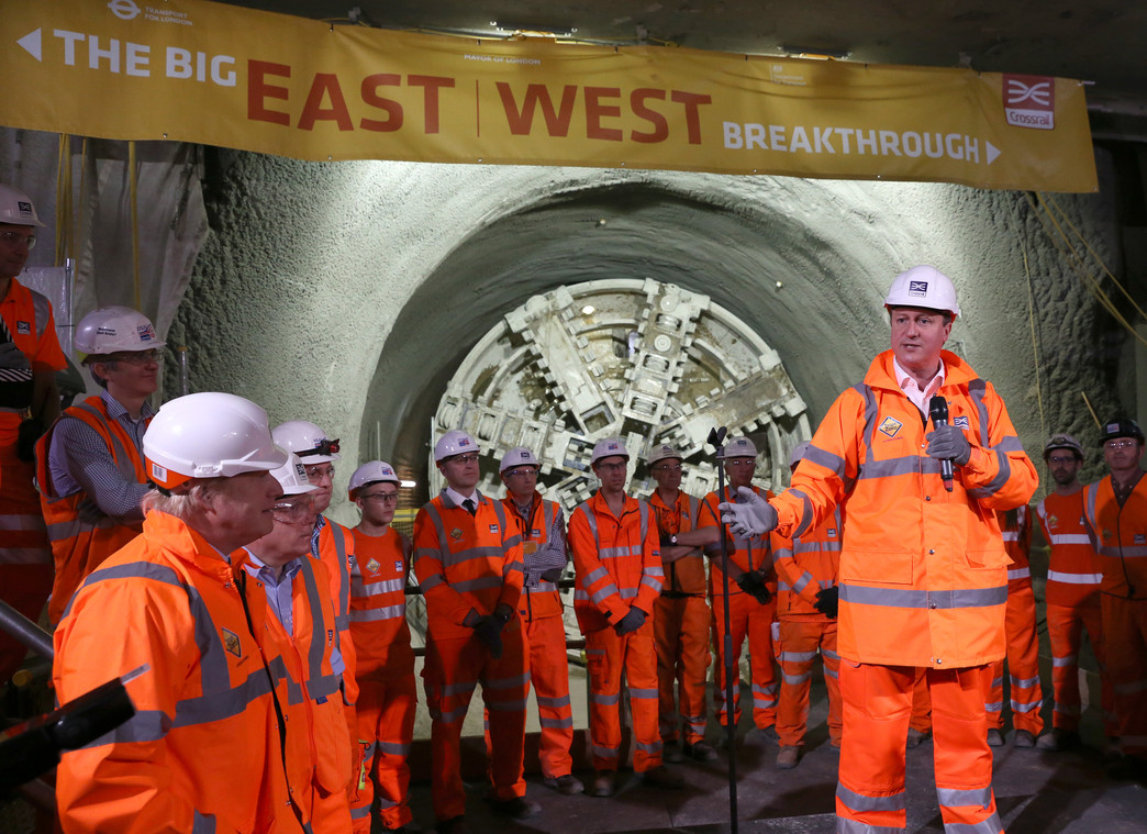 cross rail project london Dramatically reducing journey times and adding an additional 10 percent rail-based capacity to london's transport network crossrail is project, crossrail.
